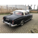 MERCEDES 220S PONTON COUPE 1958