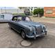 MERCEDES 220S PONTON CABRIO 1958
