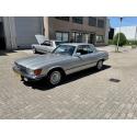 MERCEDES 500SLC 1980