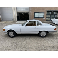 MERCEDES 500SL 1985