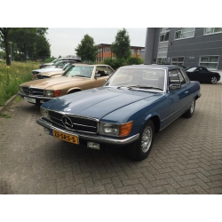 MERCEDES 280SLC 1980 78206KM