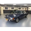 MERCEDES 380SLC 1980 43524 KM